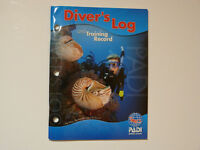 PADI Diver's Log Book and Training Record
