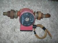 GRUNDFOS water pump UPS 15-50