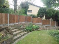 The Fencing Company , fencing, Landscaping and tree surgery services