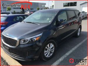 2017 Kia Sedona LX 8PASSAGERS CARPLAY(GPS*) CAM.RECUL BLUETOOTH