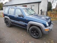 2003 JEEP CHEROKEE SPORT 2.5 CRD AUTOMATIC