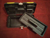 Stanley Handheld toolbox 40cm x 19cm x 19cm