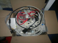 Old PC leads and accessories