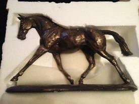 Harriet Glen Bronze Horse
