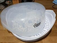 Tommee tippee microwave steriliser -Excellent Condition