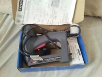 Rapesco 140EL Electric Stapling Tacker/Nailer