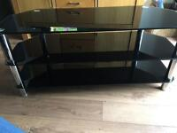 Glass Tv Cabinet / Table