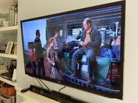 LG 47LM620T 47 Inch Cinema 3D Smart LED TV - with Samsung Sound bar