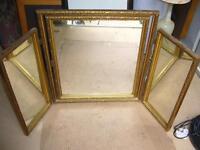 Antique Vintage Shabby Chic Mirror