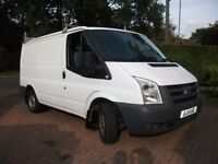 2011 FORD TRANSIT 85 T260 ONE OWNER FROM NEW