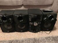 JVC MX-KC68 sound system