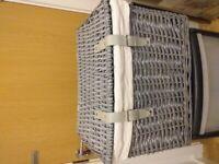 Grey Storage chest