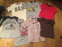 Boys 5T Brand Name Clothing Lot