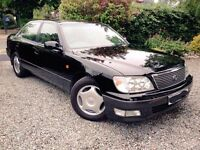 1998 Lexus LS400 (mk4) - Well Looked After! 90,000 Miles - Cambelt & Waterpump Kit Recently Changed!