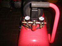 2.5hp 50 litre compressor for sale