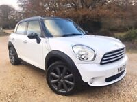 MINI Countryman Cooper *Watch Video* For Sale via Small Cars Direct, Hampshire 5 Star Rated Dealer