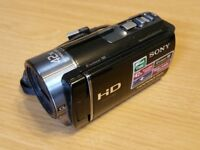 Sony HDR-CX130E Digital HD Video Camcorder
