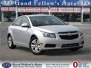 2013 Chevrolet Cruze 1LT MODEL, 4CYL, 1.4L