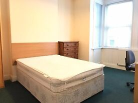 Large double rooms now available across a range of houses from £85pppw all inclusive of bills.