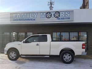 2008 Ford F-150 Lariat 4X4 LOADED!