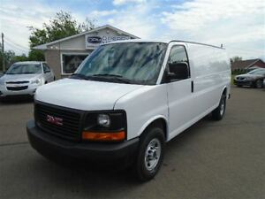 2016 GMC Savana 2500 EXTENDED ONLY 20,000kms