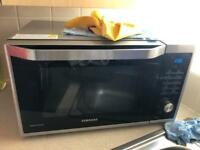 Samsung Microwave and Cooker
