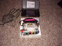 NINTENDO DSI LITE WITH GAMES