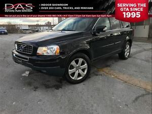 2010 Volvo XC90 3.2 AWD NAVIGATION/LEATHER/SUNROOF