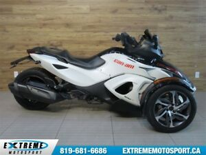 2014 Can-Am Spyder RS-S SE5 31$/SEMAINE