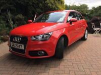 2013 AUDI A1 1.6 SPORT - 1 OWNER, ONLY 56K MILES, NO ROAD TAX, YEAR MOT, SERVICED, SUPER VALUE