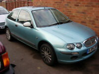 ROVER 25 EXCELLENT VERY LOW MILEAGE RELIABLE BARGAIN