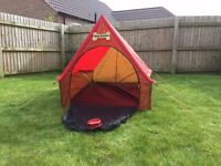 'Dog House' Style Tent
