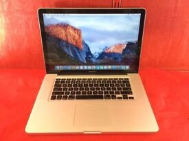 "Apple MacBook Pro A1286 15"" i5 Processor, 6GB Ram, 750GB, 2010 +WARRANTY, NO OFFERS L316"