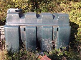 Bunded Oil Storage (Titan Exosafe)