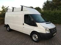 2013 Ford Transit 2.2 TDCi 350 LWB High Roof Van, 1 OWNER, ELECTRIC PACK, FSH +VAT