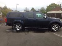 NISSAN NAVARA 2.5 FULLY LOADED