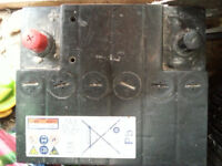 Yuasa Car battery 12v 36Ah fits Ford, Nissan, Renault, Suzuki