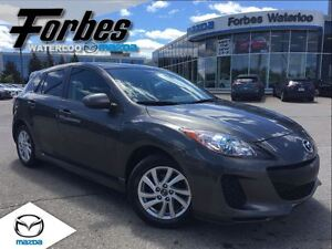 2013 Mazda MAZDA3 GS-SKY Auto, Heated Seats