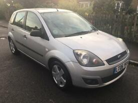 FORD FIESTA 5 DOOR, 2006, 06 Reg, GREAT CAR