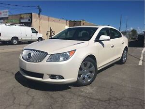 2012 Buick LaCrosse CXL LEATHER PANORAMIC ROOF CHROME MAGS