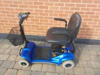 Carboot mobility scooter