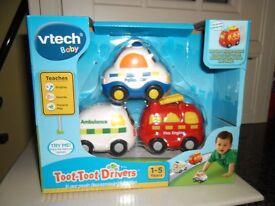 Vetec toot toot drivers pack