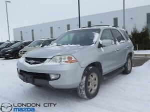 2002 Acura MDX As Traded!
