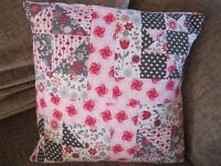 Patchwork Cushion Workshop