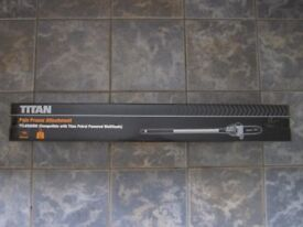 Titan Pole Pruner TTL650GDO attachment brand new and sealed