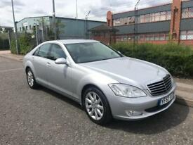 ***MERCEDES BENZ S320 CDI FULL SERV HISTORY JUST BEEN SERVICED+HEATED LEATHER...