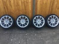 GENUINE BMW E46 MV2 Alloy Wheels