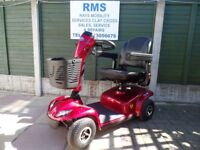 mobility scooter 4mph Invacare Leo. In excellent condition