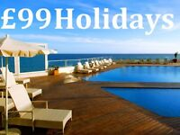 cheap Promotional holiday in Tenerife 7 nights 4 star (accommodation only) flexible on dates + hotel