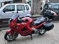 Bmw k1200rs ready for touring